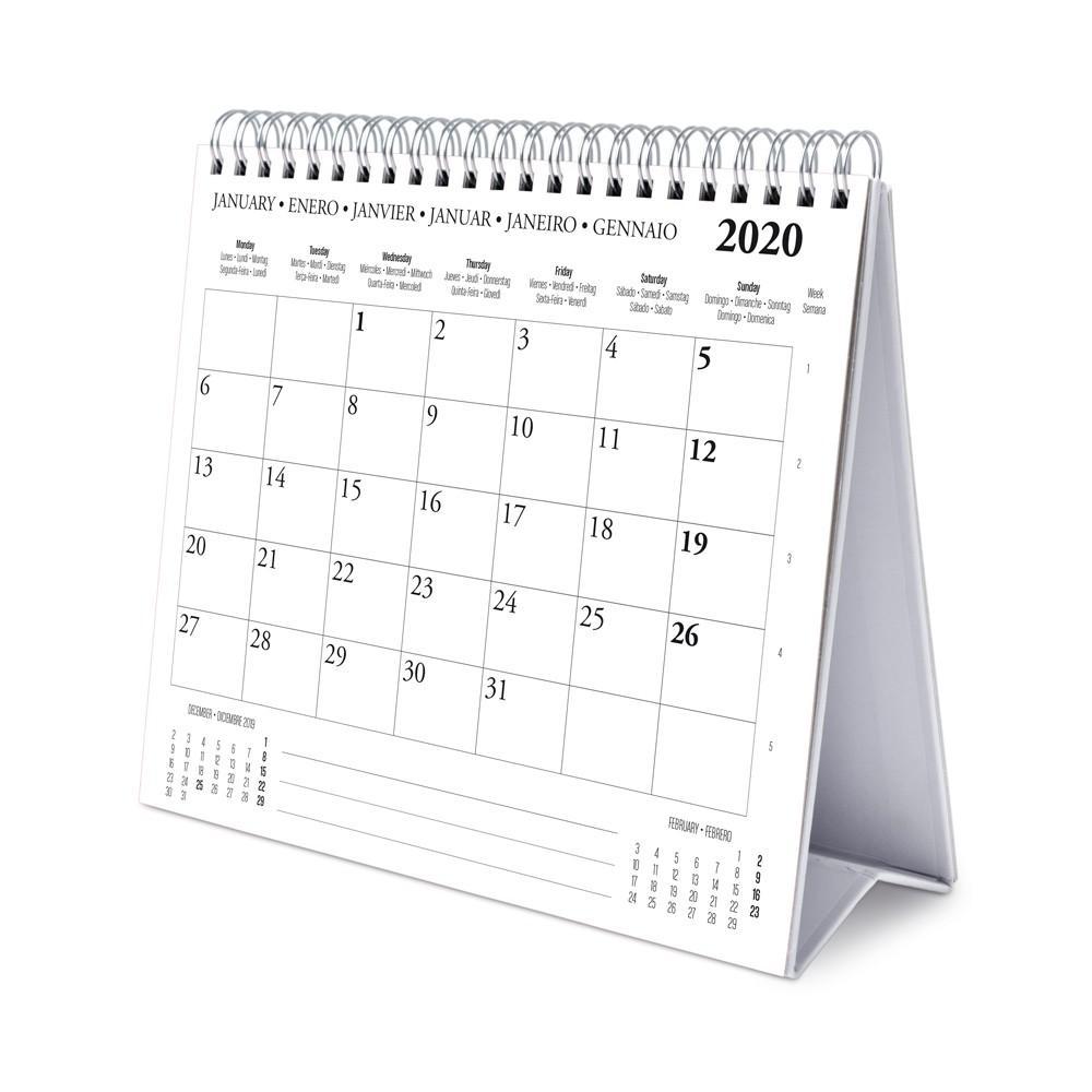 DISNEY Classic - Calendrier de bureau 2020 - 17x20_4