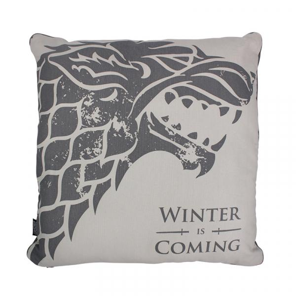 GAME OF THRONES - Coussin 45X45 - Stark_1