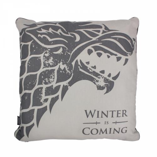 GAME OF THRONES - Coussin 45X45 - Stark