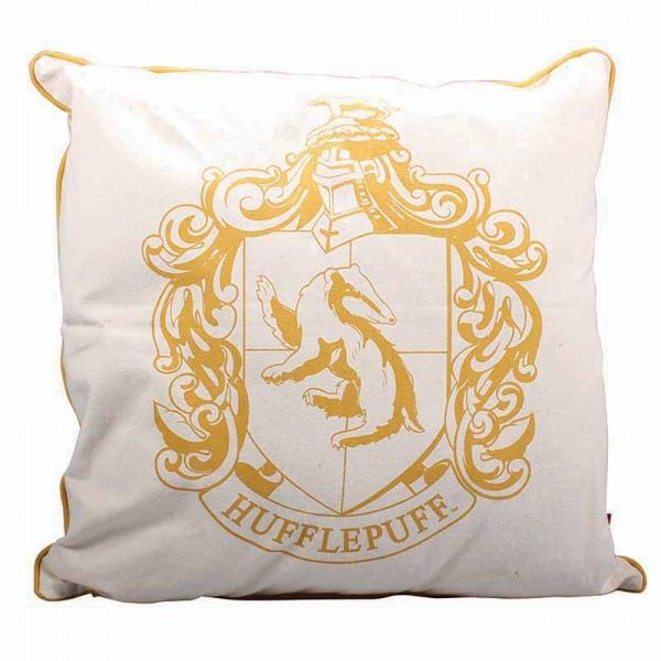 HARRY POTTER - Coussin 45X45 - Hufflepuff Crest