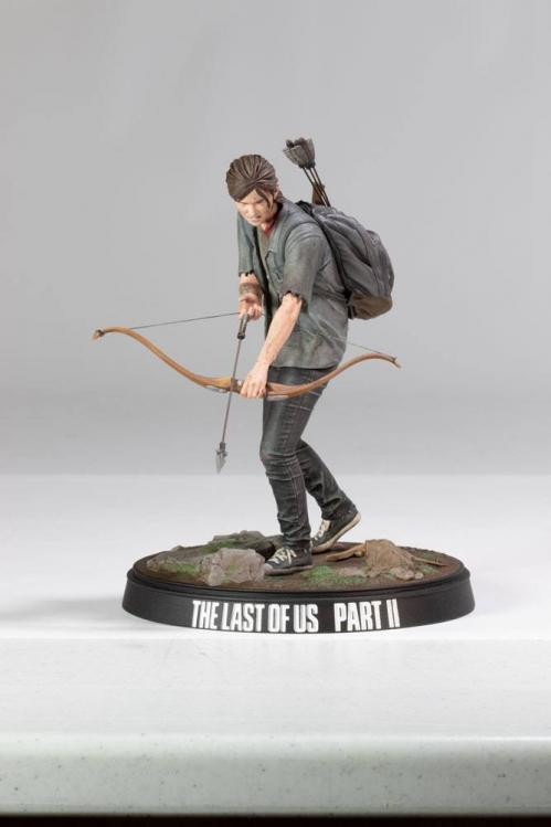 THE LAST OF US PART II - Ellie with Bow - Statuette 20cm
