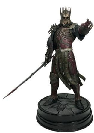 THE WITCHER 3 - King of the Wild Hunt Eredin - Statuette 20cm