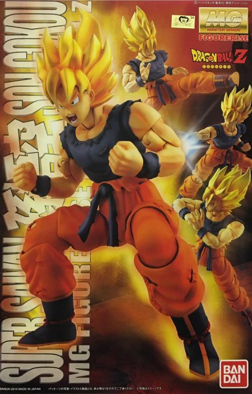 DRAGON BALL - Figure-rise Super Saiya-Jin Sok Goku - Model Kit