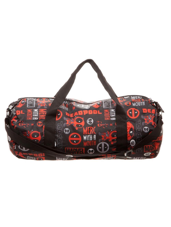 DEADPOOL - Packable Duffle Bag