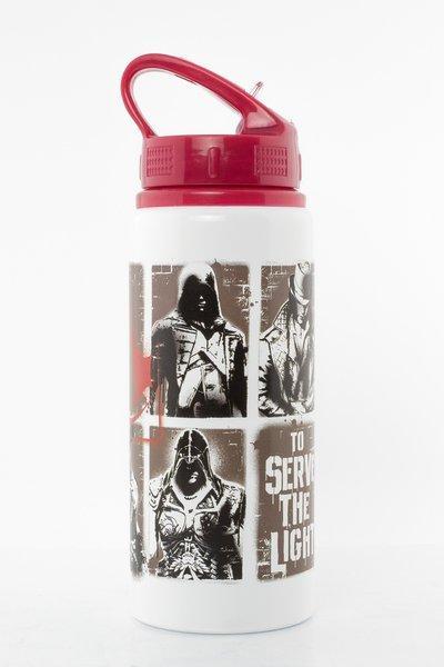 ASSASSIN CREED - Aluminium Drink Bottles 700 ml - Stencil