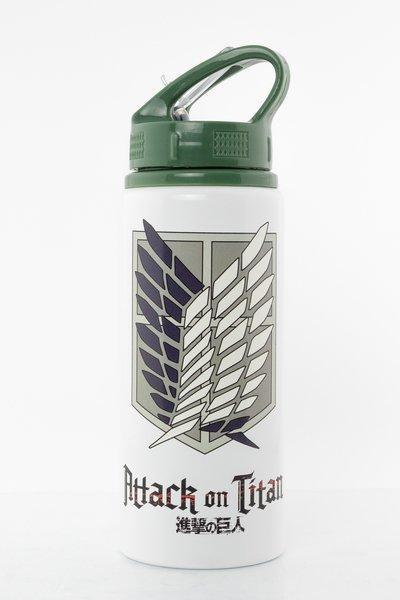 ATTACK ON TITAN 2 - Aluminium Drink Bottles 700 ml - Scouts