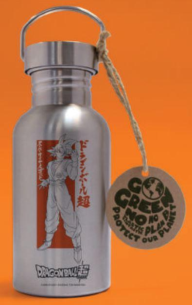 DRAGON BALL SUPER - Goku - Bouteille en aluminium 500ml