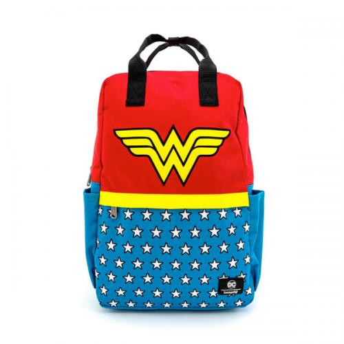 WONDER WOMAN - Vintage - Sac à dos 'LoungeFly'
