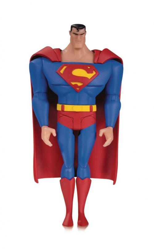 JUSTICE LEAGUE ANIMATED SERIES - Superman - Figurine 16cm