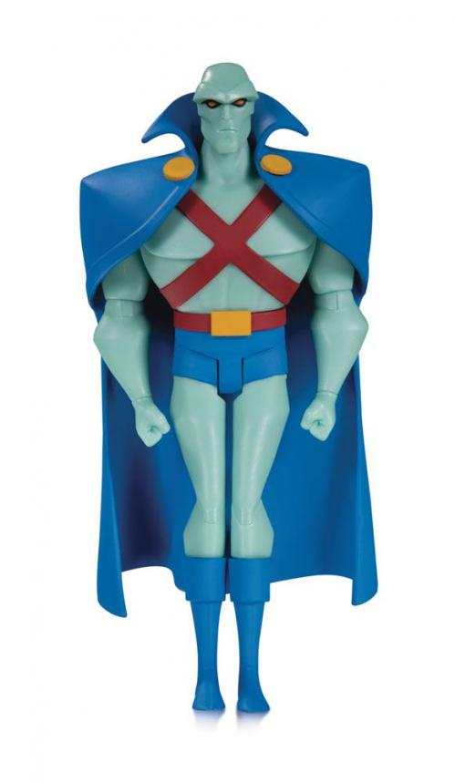 JUSTICE LEAGUE ANIMATED SERIES - Martian Hunter - Figurine 16cm