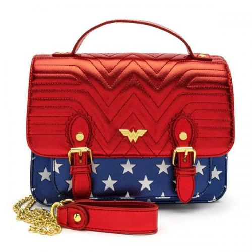 WONDER WOMAN - Int. Womens Day - Sac bandoulière 'LoungeFly'