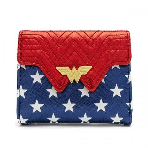 WONDER WOMAN - International Womens - Portefeuille 'LoungeFly'
