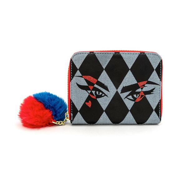 BIRDS OF PREY - Harley Eyes - Portefeuille LoungeFly_1