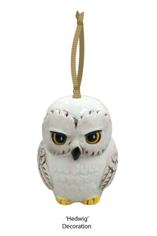 HARRY POTTER - Christmas Decorations - Hedwig