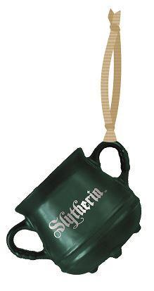 HARRY POTTER - Slytherin Cauldron - Décoration à suspendre 5cm