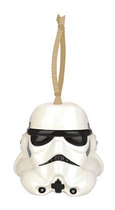 STAR WARS - Storm Trooper - Décoration à suspendre 5cm