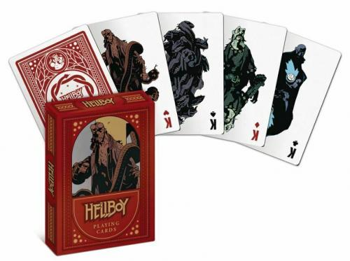 HELLBOY - Jeu de cartes