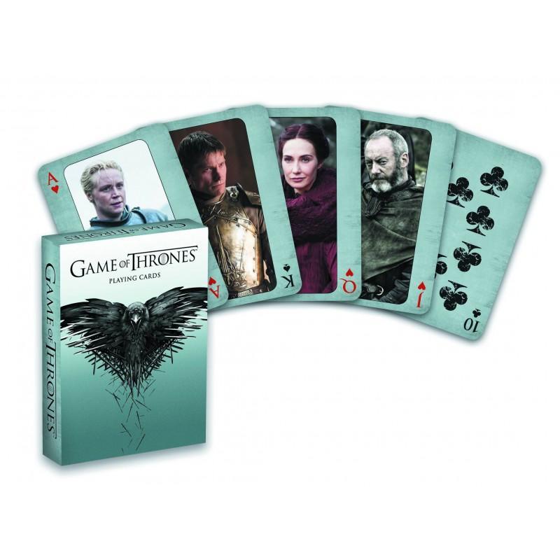 GAME OF THRONES - Jeu de cartes 'Edition 2'_1