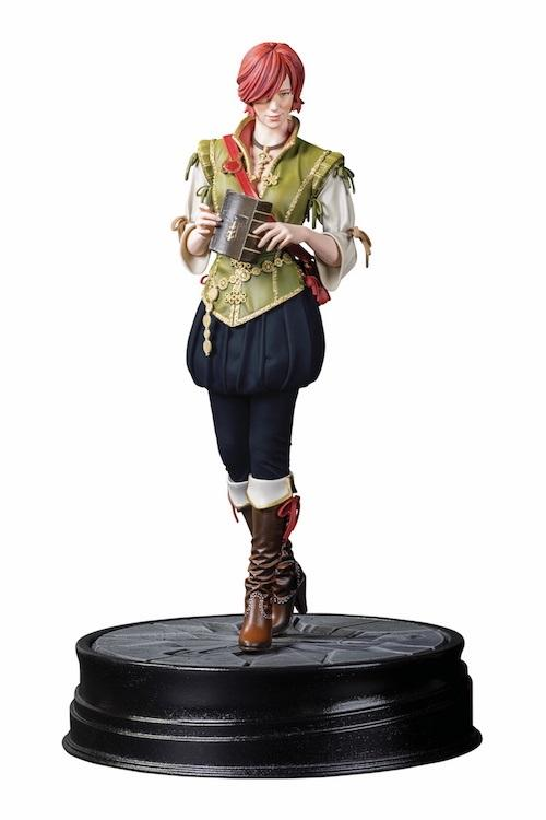 THE WITCHER 3 The Wild Hunt - Figurine Shani - 20Cm