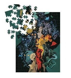 HELLBOY - Puzzle 1000P - Universe