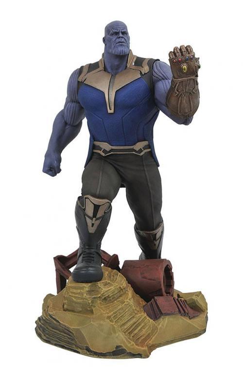 MARVEL - Thanos 'Avengers Infinity War' PVC Statue - 23cm