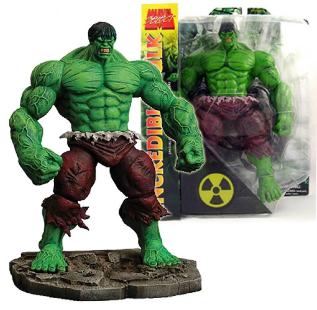 MARVEL - Figurine The Incridible Hulk 23cm - Marvel Select_2