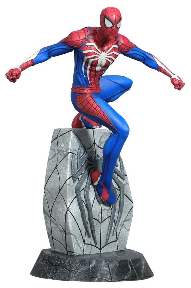 MARVEL GALLERY - Spider-man PS4 PVC Statue - 25cm