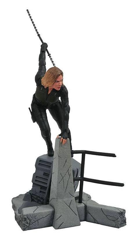 MARVEL - Black Widow  - Statuette 23cm_1