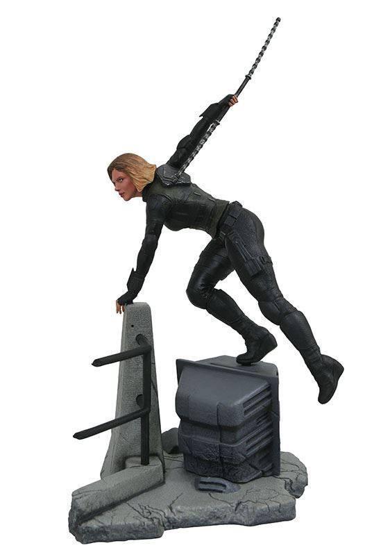 MARVEL - Black Widow  - Statuette 23cm_3