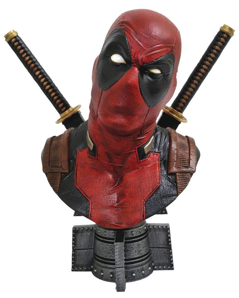MARVEL - Legendary Comics Marvel buste 1/2 Deadpool - 25 cm