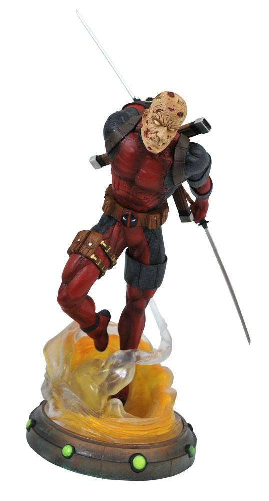 MARVEL GALLERY - Deadpool Unmasked - 25cm
