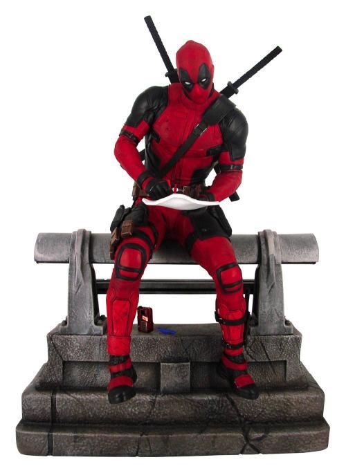 MARVEL - Deadpool - Statuette Movie Premier Collection 25cm