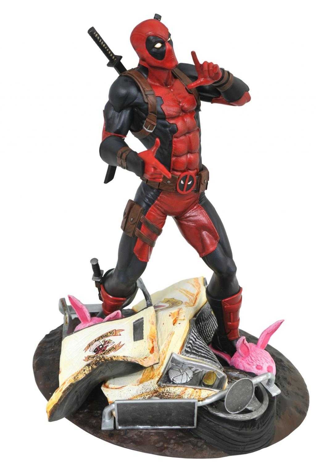 MARVEL GALLERY - Taco Truck Deadpool - 25cm_1