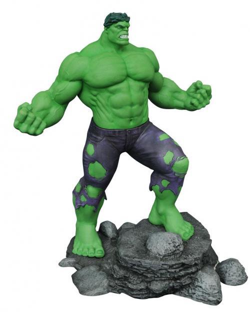 MARVEL - Gallery Statuette - Hulk - 28cm