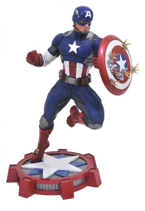 MARVEL - Captain America - Figurine Marvel NOW! Gallery 23cm