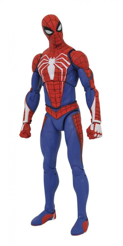 MARVEL - Spider-Man - Figurine articulée Marvel Select 18cm