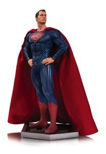 DC COMICS Justice League Movie - Superman Statue - 32cm LTD EDIT 5000p