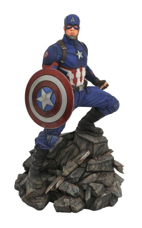 MAVEL MOVIE PREMIUM COLLECTION - Captain America 'Endgame' - 30cm