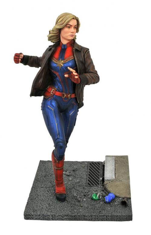 MARVEL - Captain Marvel - Movie Premium Collection - 28cm