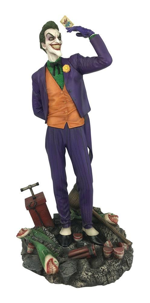 DC COMIC GALLERY - The Joker PVC Statue - 23cm