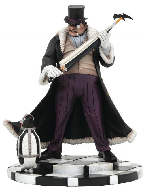 DC COMICS - Penguin - Figurine DC Comic Gallery 23cm