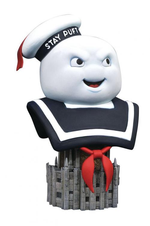 SOS FANTOMES - Stay Puft - Buste 25cm