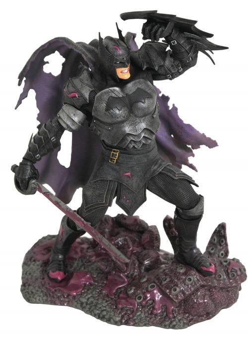 DC COMICS - Dark Nights Metal Batman - Statuette 23cm
