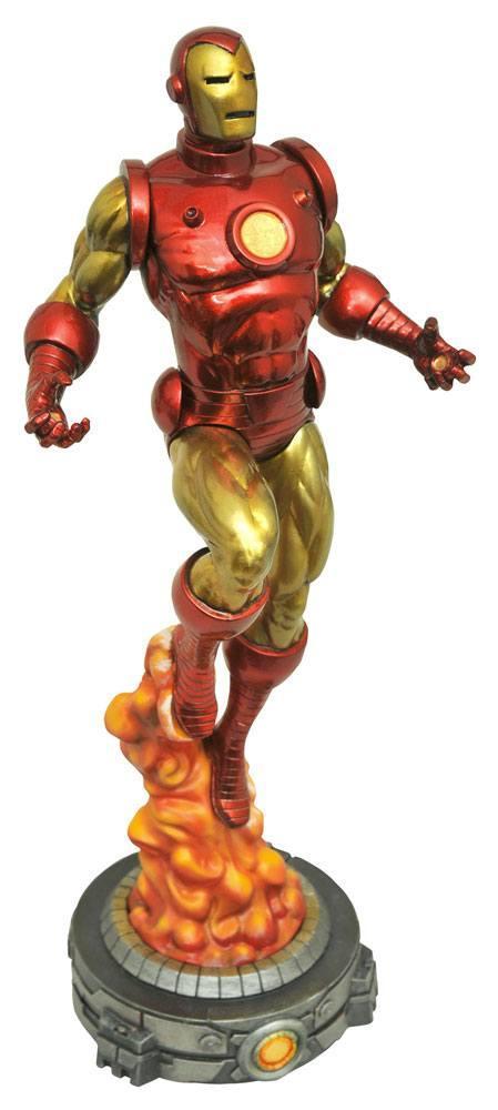 MARVEL - Classic Iron Man - Figurine Marvel Gallery 28cm