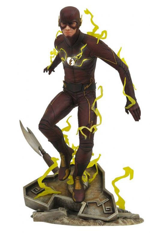 DC COMICS - The Flash - Statuette 23cm