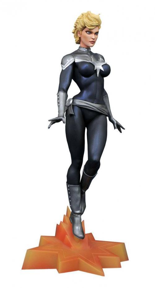 MARVEL - Gallery Statuette Captain Marvel SDCC 2019 Exclusive - 25cm