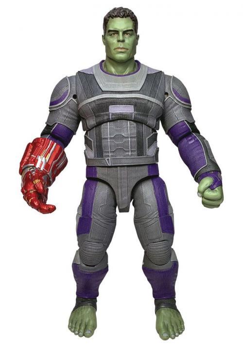 AVENGERS ENDGAME - Hulk Hero Suit - Figurine articulée 23cm