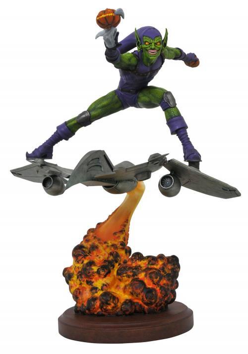 MARVEL - Comic Premier - Statuette de Collection 1/6 - Green Goblin