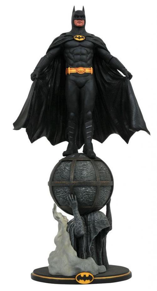 DC COMICS - Batman 1989 - Statuette 40cm