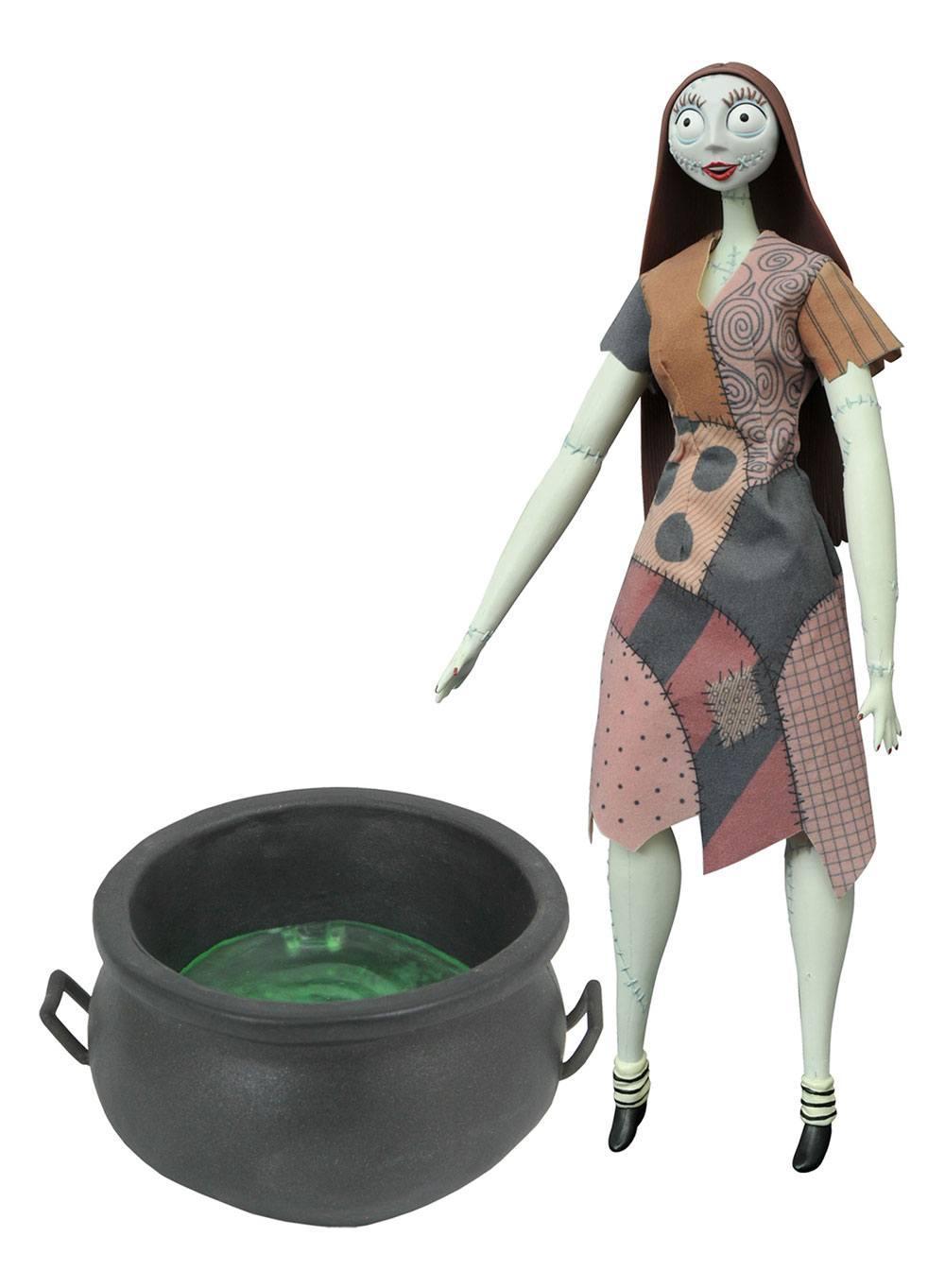 NIGHTMARE BEFORE CHRISTMAS - Poupée Cauldron Sally Deluxe - 36cm
